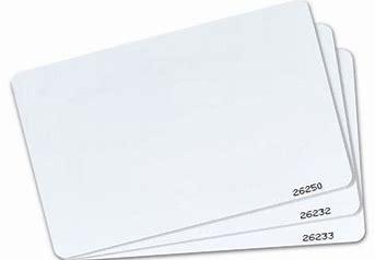 Generic Proximity Card