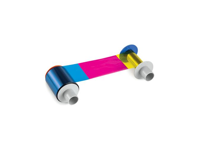 HID Fargo Ribbon, HDP8500, YMCK - 84811