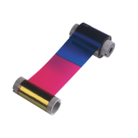 Fargo Persona C Models YMCKO Full Color Ribbon