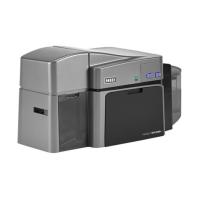 Fargo DTC1250e DS Printer w Ethernet and Internal Print Server