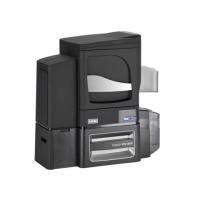 Fargo DTC1500 DS Printer w SS Lam HID Prox and Contact Encoder
