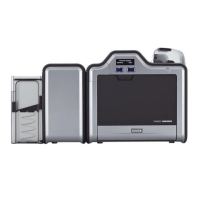 Fargo Connect Enabled HDP5000 Double Sided Printer w Encoder