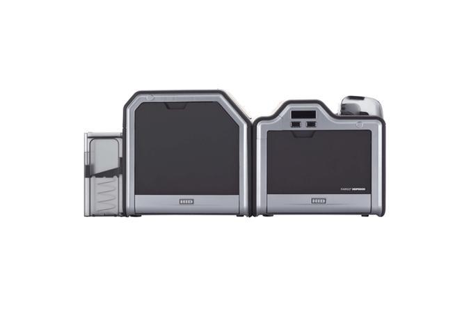 Fargo HDP5000 SS Printer and Lamination w Encoder