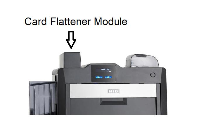 Fargo HDP6600 Printer Flattener Upgrade