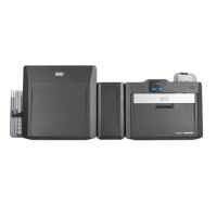 Fargo Connect Enabled HDP6600 Double Sided Printer w Single Lam
