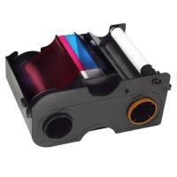 Fargo C50 YMCKO Cartridge w/ Cleaning Roller
