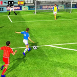 game android sepak bola hd offline