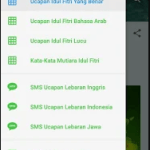 Download Aplikasi Android Ucapan Lebaran 2018
