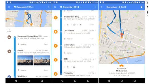 Menghapus Riwayat Google Map Dengan Cara Singkat dan Cepat