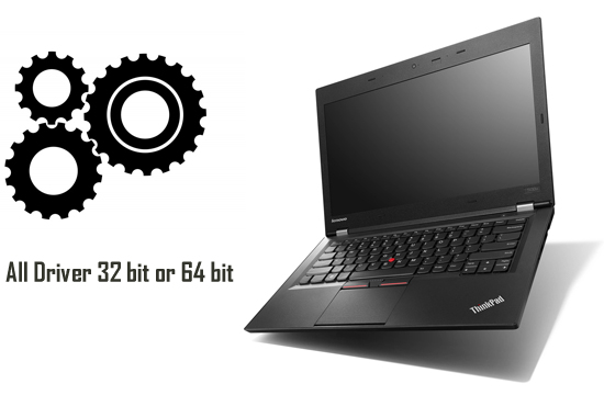 All Driver Laptop Lenovo T430U 32 bit or 64 bit