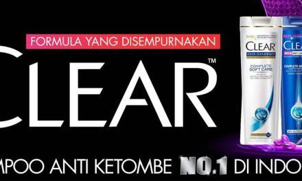 2 Produk Shampo Anti Ketombe yang Bagus untuk Perempuan dari Clear