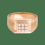 cincin berlian khusus pria