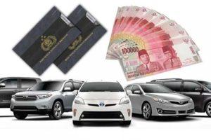 Pinjaman Dana Tunai Jaminan BPKB Mobil