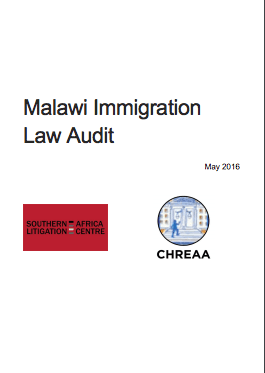 Malawi Law Audit Immigration