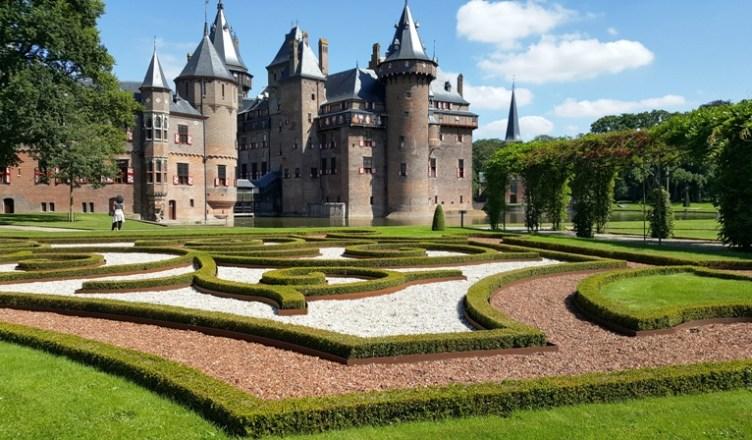dongeng ala disney dan cerita tentang rothschild family di kasteel de haar utrecht
