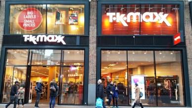 TK Maxx Den Haag Centrum tempat belanja brand fashion designer ternama dengan harga miring