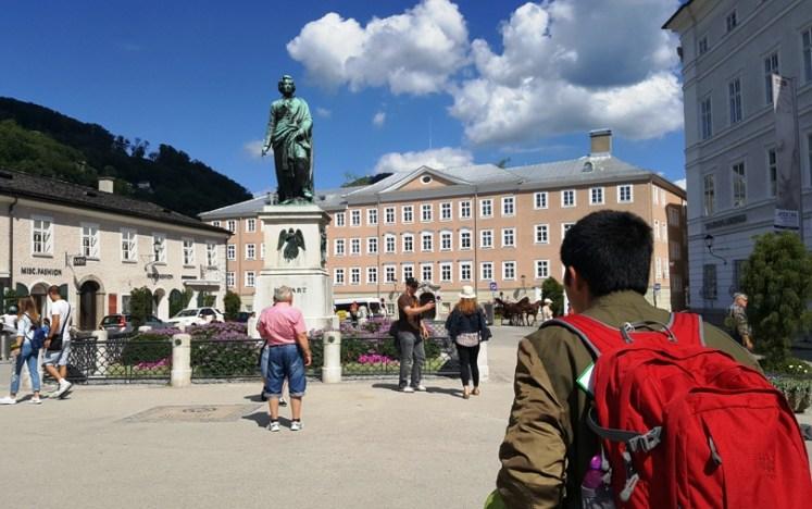 mencari garam mozart di salzburg