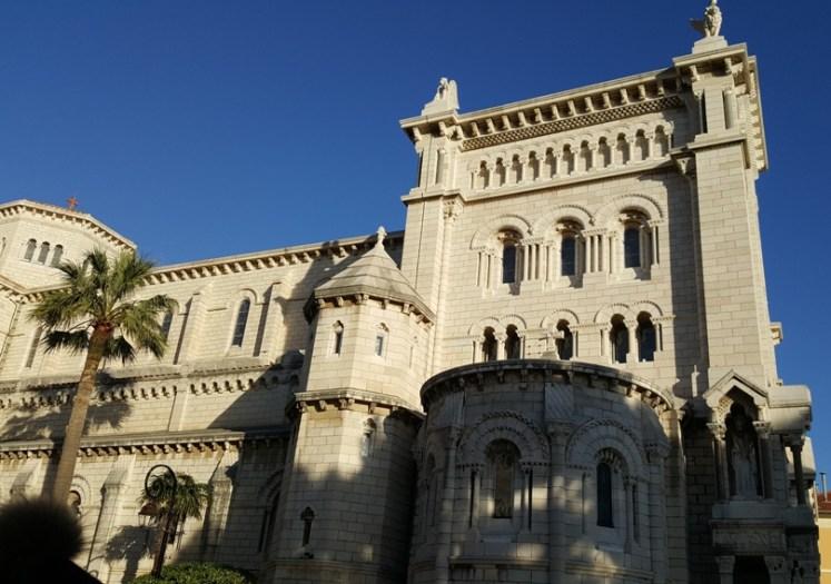 monaco monte carlo cathedral de monaco