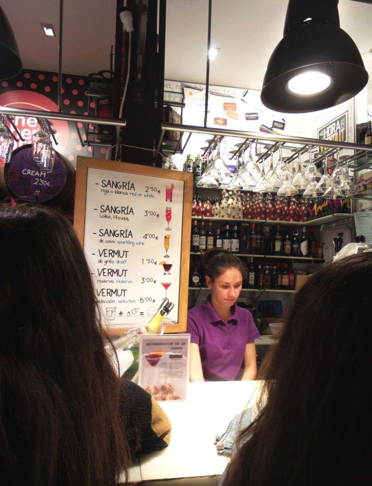 kuliner kota madrid di spanyol