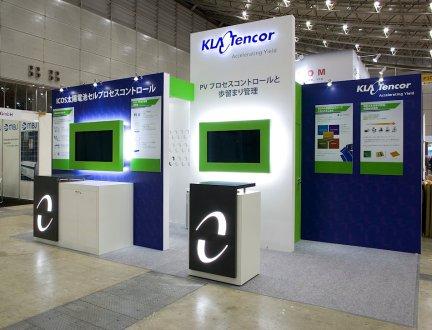 KLA Tencor Exhibit at Semicon Japan by Idea International, Inc.