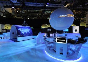 Panasonic Exhibit at Apex Singapore by Idea International, Inc. #2