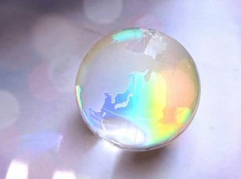 ガラス質の地球