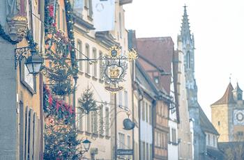 ドイツの街並み