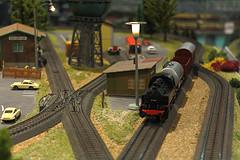 Rail transport modelling #2