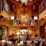 55 Best Log Cabin Homes Modern (50)