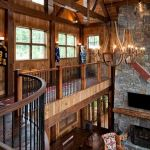 55 Best Log Cabin Homes Modern (54)