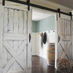 57 Magical Barn Door Design Ideas (18)