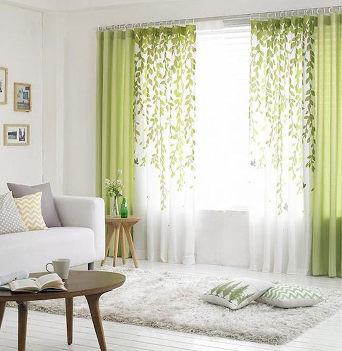 65 Adorable Window Curtains Design Ideas And Decor (2)