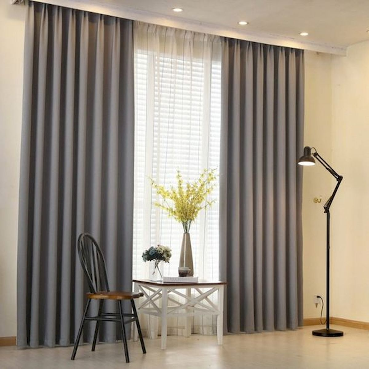 65 Adorable Window Curtains Design Ideas And Decor (8)