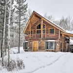 66 Best Small Log Cabin Homes (11)