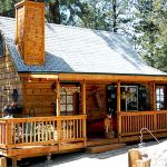 66 Best Small Log Cabin Homes (24)