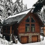 66 Best Small Log Cabin Homes (40)