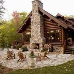 66 Best Small Log Cabin Homes (58)