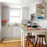 90 Beautiful Small Kitchen Design Ideas (23)