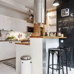 90 Beautiful Small Kitchen Design Ideas (28)