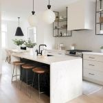 90 Beautiful Small Kitchen Design Ideas (58)