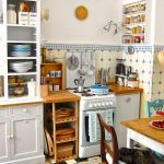 90 Beautiful Small Kitchen Design Ideas (70)