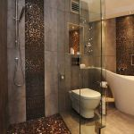 50 Fantastic Walk In Shower No Door for Bathroom Ideas (35)