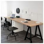 80 Amazing DIY Art Desk Work Stations Ideas and Decorations (43)