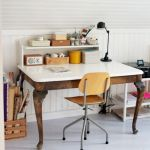80 Amazing DIY Art Desk Work Stations Ideas and Decorations (76)