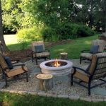 52 Best Outdoor Fire Pit Design Ideas (24)