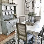 51 Farmhouse Wall Decor Ideas for Dinning Room (33)