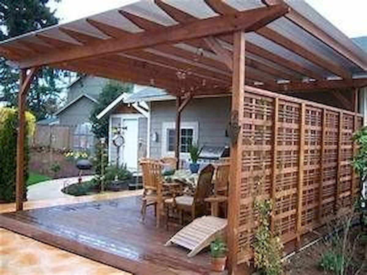 The Best Idea for Farmhouse Pergola (10)