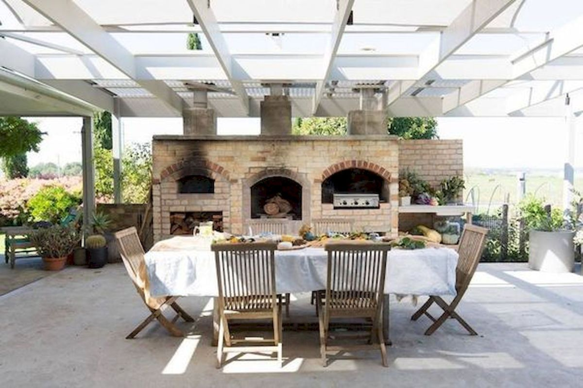 The Best Idea for Farmhouse Pergola (20)