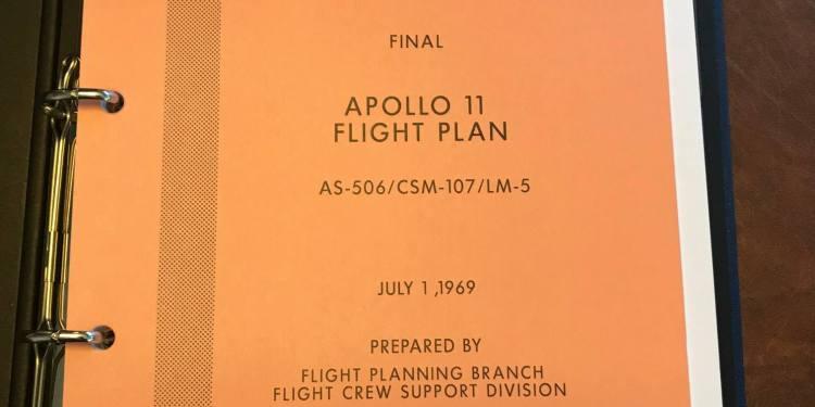 nasa apollo flight plan - photo #36