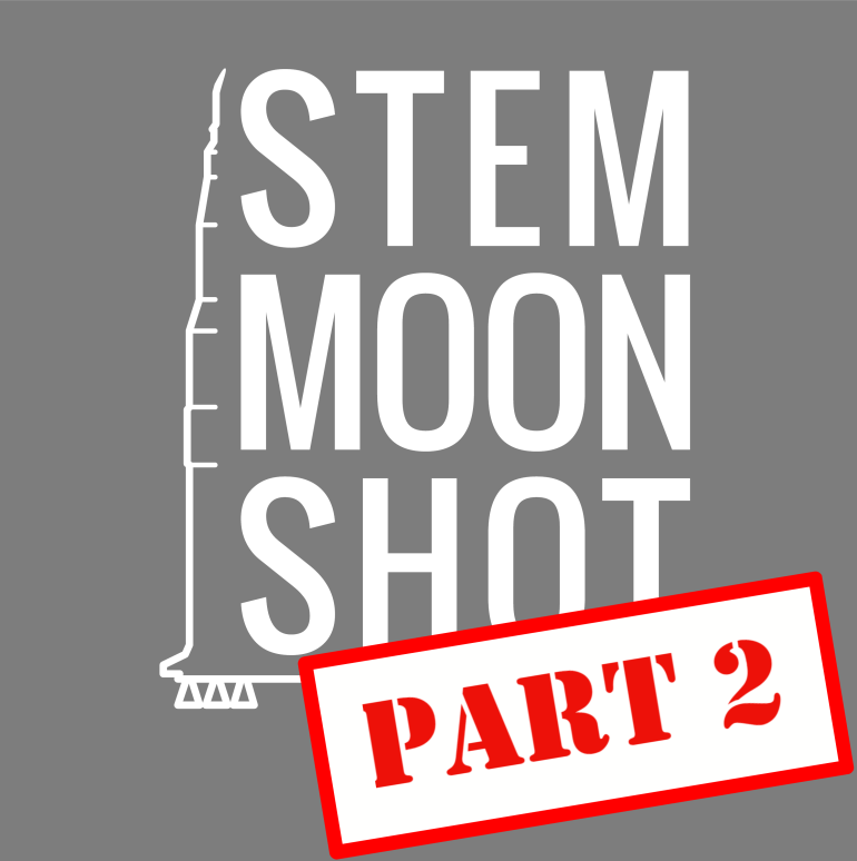 Stem Moon Shot part 2 logo